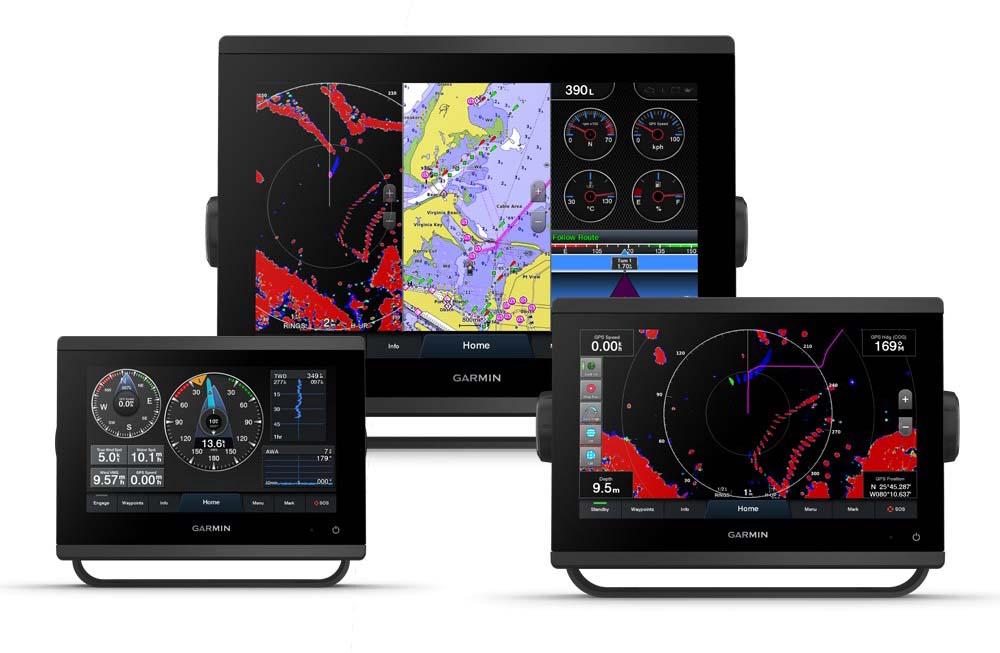 GPSMAP 723, 923 et 1223