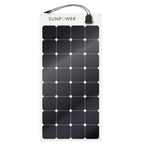 Panneau solaire semi-flexible Back contact 110W